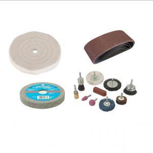 Accesorios para Lijado y pulido lijas, discos y muelas