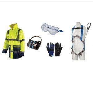 Vestimenta de trabajo y seguridad