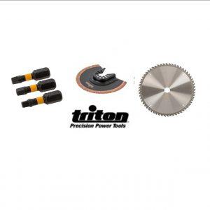Accesorios para herramientas Triton